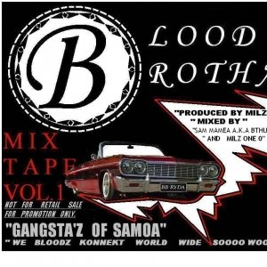 Bild för 'Blood Brothaz Mixtape Vol 1'