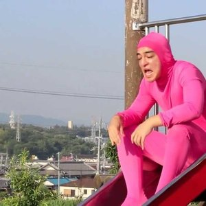 Image for 'PINK GUY'
