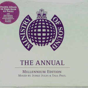 Image for 'Ministry of Sound: The Annual Millennium Edition (disc 2)'