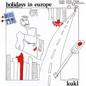 Image pour 'Holidays in Europe (The Naughty Nought)'
