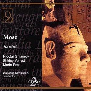 Image for 'Rossini: Mose: Dove mi guidi tu?'