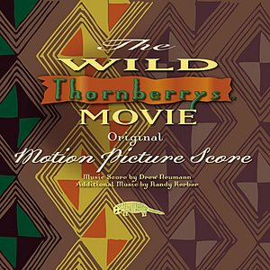Image for 'The Wild Thornberrys Movie Original Motion Picture Score'