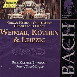 Image for 'Johann Sebastian Bach: Weimar, Köthen & Leipzig'