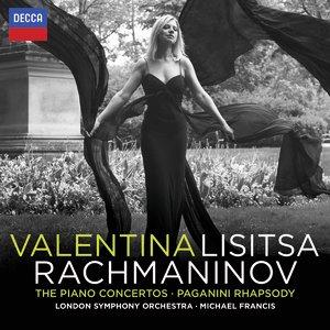 Image for 'Rachmaninov: The Piano Concertos; Paganini Rhapsody'