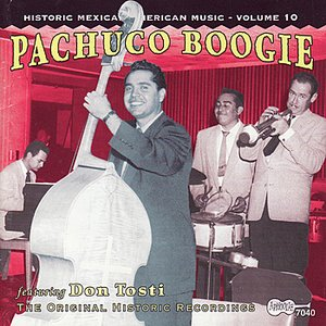 Image for 'Pachuco Boogie'