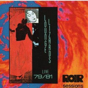 Image pour 'Live 79-81'