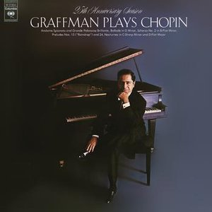 Image for 'Graffman Plays Chopin'