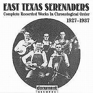 Image for 'East Texas Serenaders (1927-1937)'
