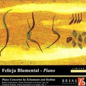 Image for 'Piano Concerto In C Major, Op. 7: II. Adagio (Kuhlau)'