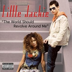 Image for 'The World Should Revolve Around Me (Explicit)'