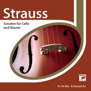 Image for 'Strauss: Sonaten für Cello und Klavier'