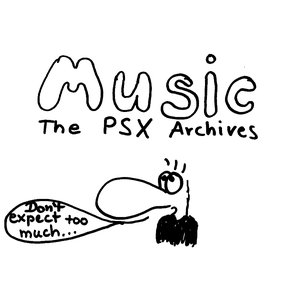 Image for 'Music (The PSX Archives)'