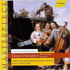 Image for 'Cello Concertos - Joseph Haydn - Luigi Boccherini'