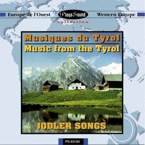 Image for 'Jodler songs - musique du tyrol'