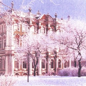 Bild för 'Winter Palace. Classical and Baroque guitar music.'