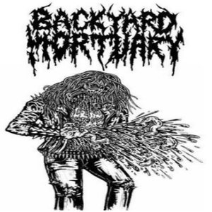 """Backyard Mortuary""的封面"