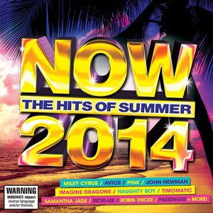 Image for 'NOW: The Hits of Summer 2014'