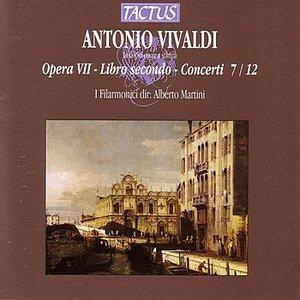 Image for 'Concerto n.7 in Si b maggiore F.VII n. 15 per oboe, archi e cembalo: Largo'
