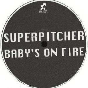 Image for 'Baby's on Fire'