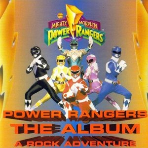 Image for 'Power Rangers Soundtrack'