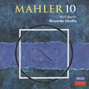 Imagem de 'Mahler: Symphony No.10 (Ed. Deryck Cooke)'