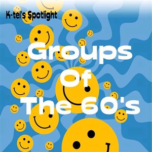 Immagine per 'Groups of the 60's'