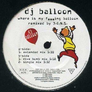 Image for 'Where Is My F***Ing Balloon'