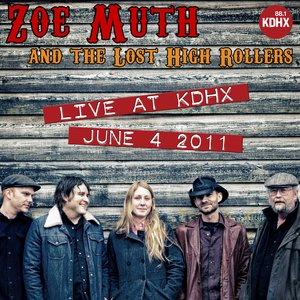 Image for 'Live at KDHX, June 4th 2011'