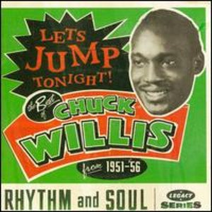 Image for 'Let's Jump Tonight! The Best Of Chuck Willis from 1951 - '56'