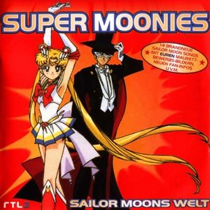 Immagine per 'Sailor Moons Welt'