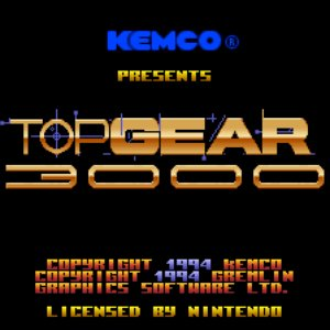 Image for 'Top Gear 3000'