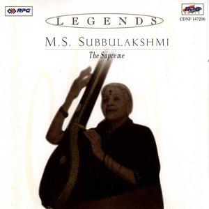 Image for 'LEGEND : BHARAT RATNA   M.  S.  SUBHLAXMI - VOL 5'