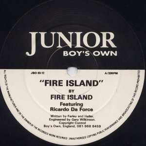 Image for 'Fire Island'