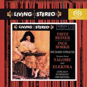 Image for 'Elektra/Finale: Elektra! Schwester! Komm mit uns! (2005 SACD Remastered)'