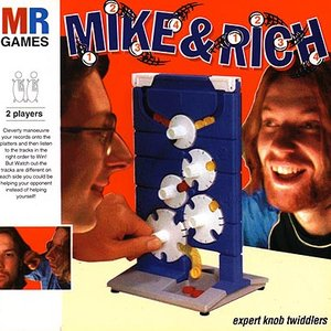 Image for 'Aphex Twin & µ-Ziq - Mike and Rich'