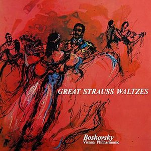 Immagine per 'Great Strauss Waltzes'