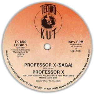 Imagem de 'Professor X (Saga)'