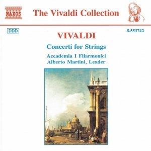 Image for 'Vivaldi: Concertos for Strings'