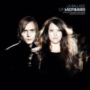 """La Ballade Of Lady & Bird : A Project By Keren Ann Zeidel & Bardi Johannsson""的封面"