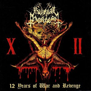Image for '12 Years of War and Revenge'