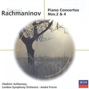Bild för 'Rachmaninov: Piano Concertos Nos. 2 & 4; Russian Rhapsody for 2 Pianos'