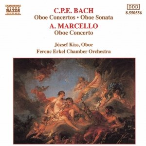Image for 'BACH, C.P.E. / MARCELLO, A.: Oboe Concertos'