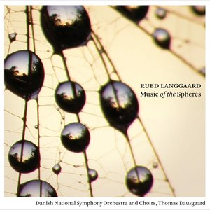 Image for 'Langgaard: Music of the Spheres'