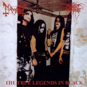 Image for 'The True Legends in Black'