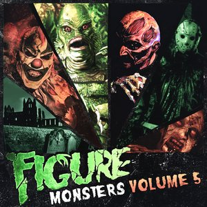 Immagine per 'Monsters Vol. 5'