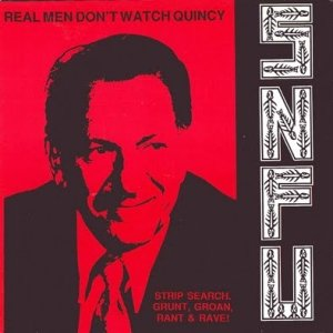 Imagem de 'Real Men Don't Watch Quincy'