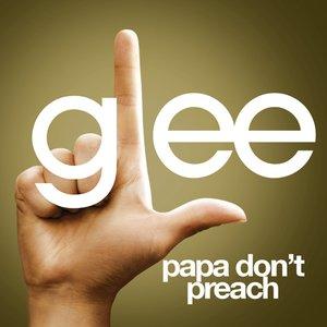 """Papa Don't Preach""的封面"