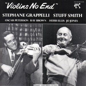 Image for 'Stéphane Grappelli & Stuff Smith'