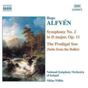 Image for 'Alfven: Symphony No. 2 / The Prodigal Son'