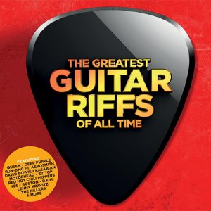 Image for 'The Greatest Guitar Riffs of All Time'